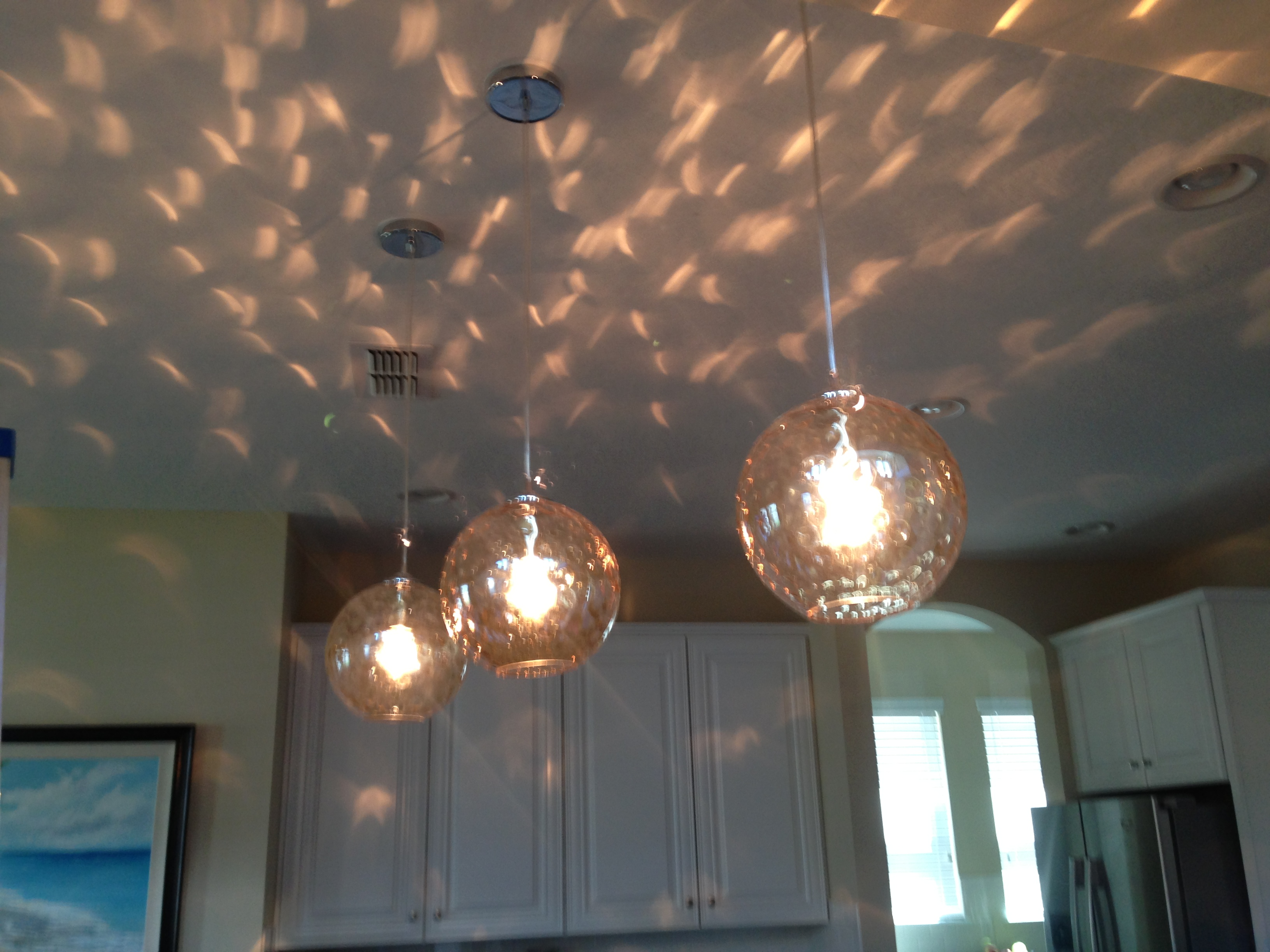 Indoor Pendant lighting