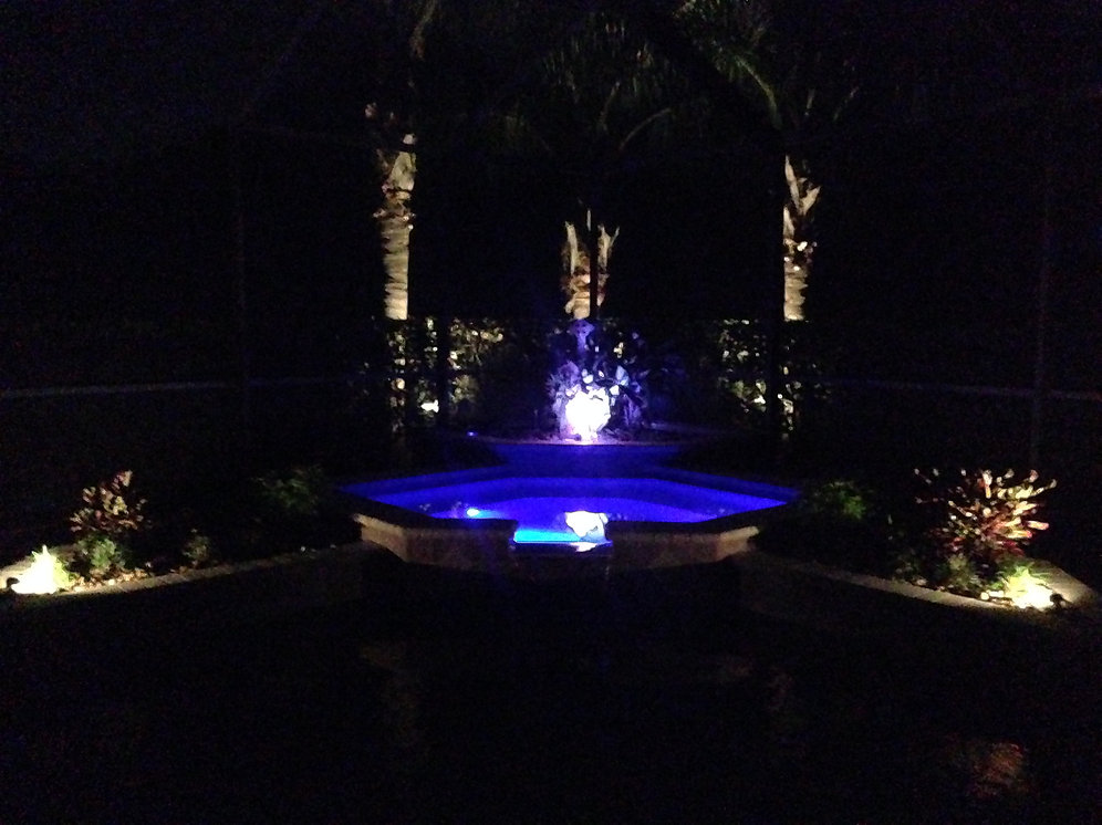 Pool Cage Led Lighting Packagesstarting At