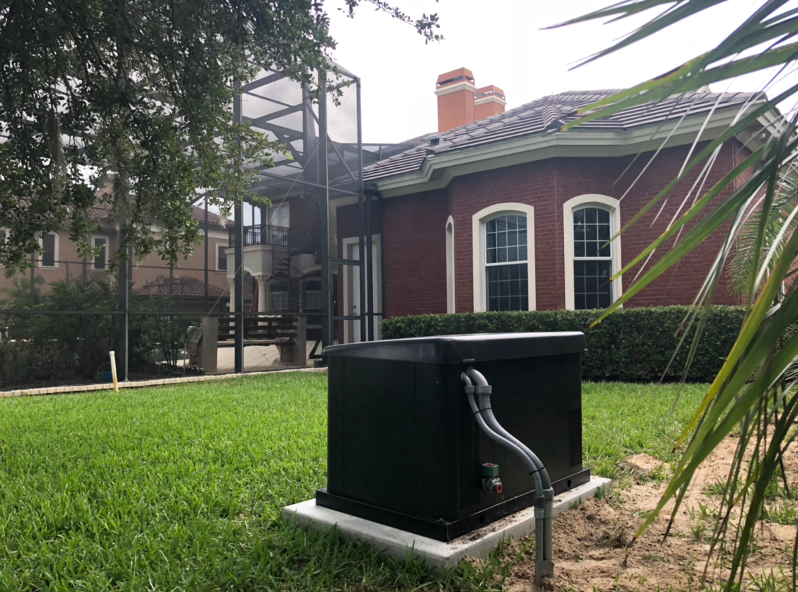 Home Generator Installation