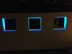 Colored Exterior LED Lighting