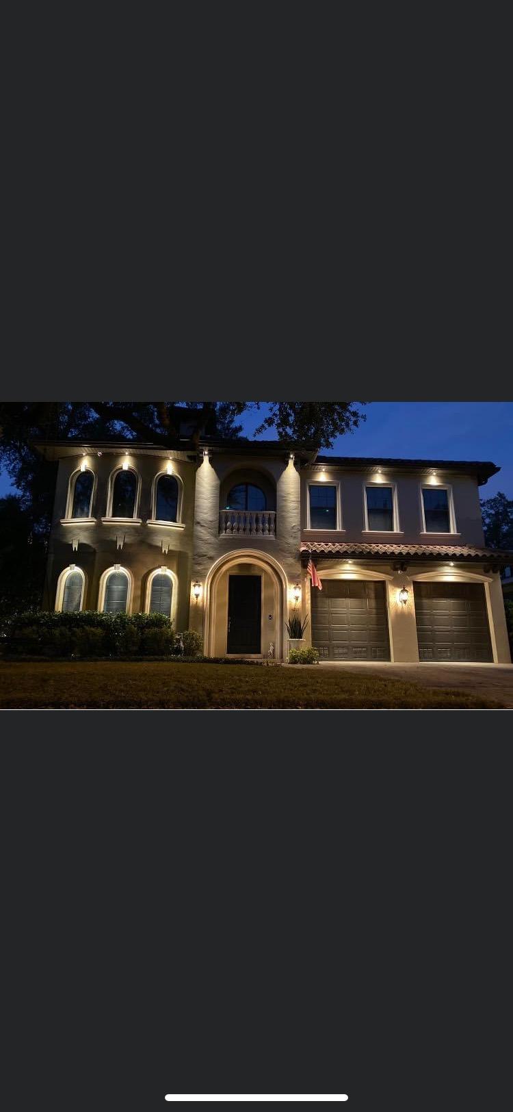 LED Exterior Lighting