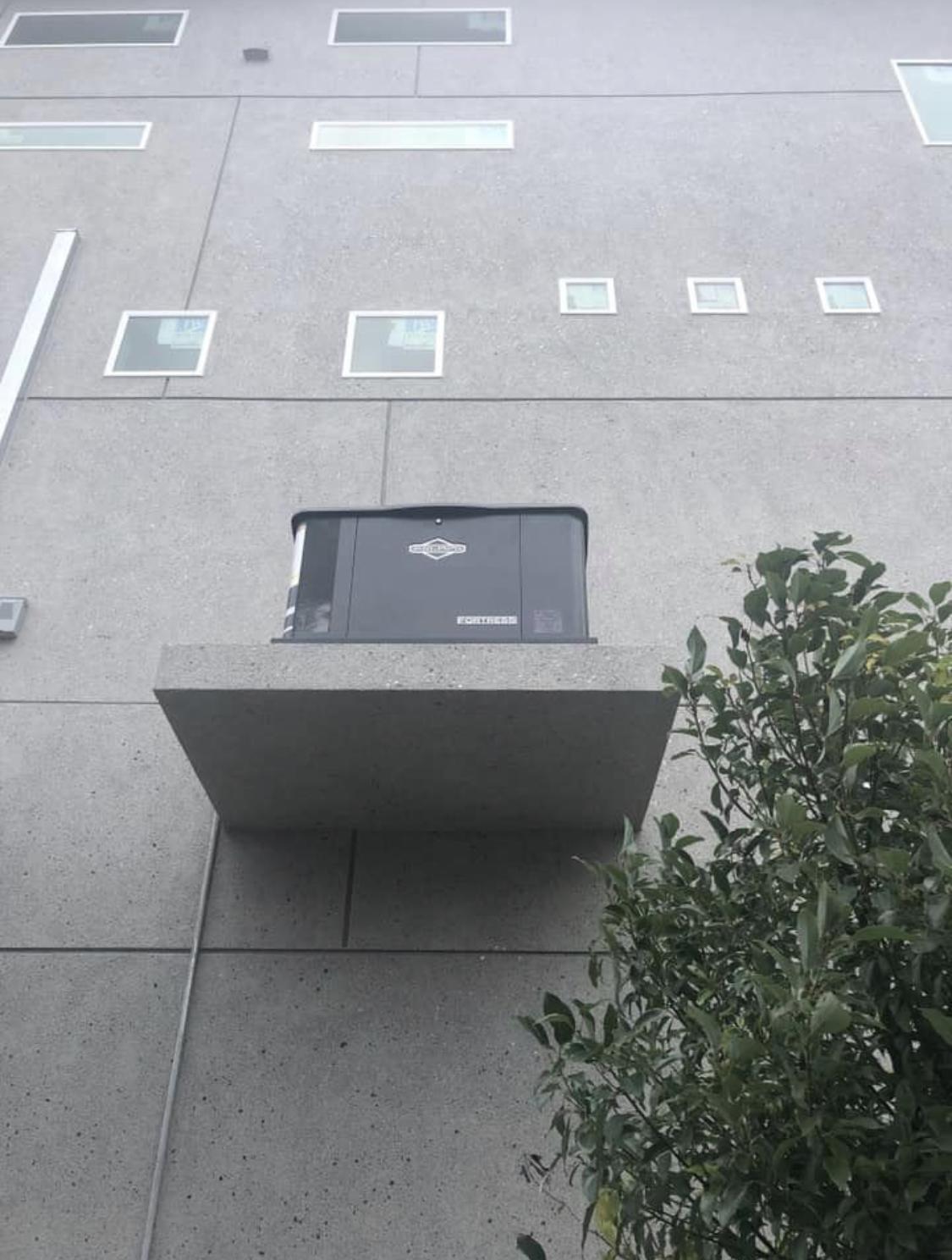 Elevated Generator, High Rise