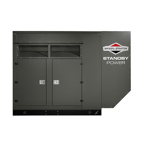 80kW1 Standby Generator