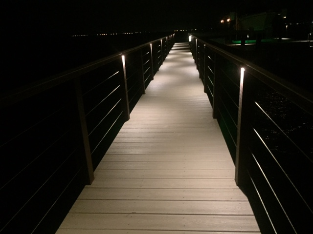 Stainless Steel LED Deck Lighting