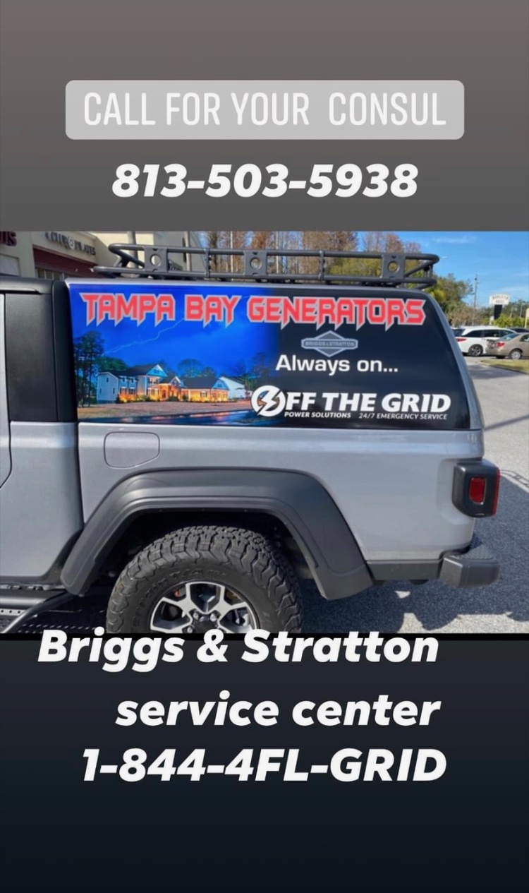 Servicing the Tampa Bay Area