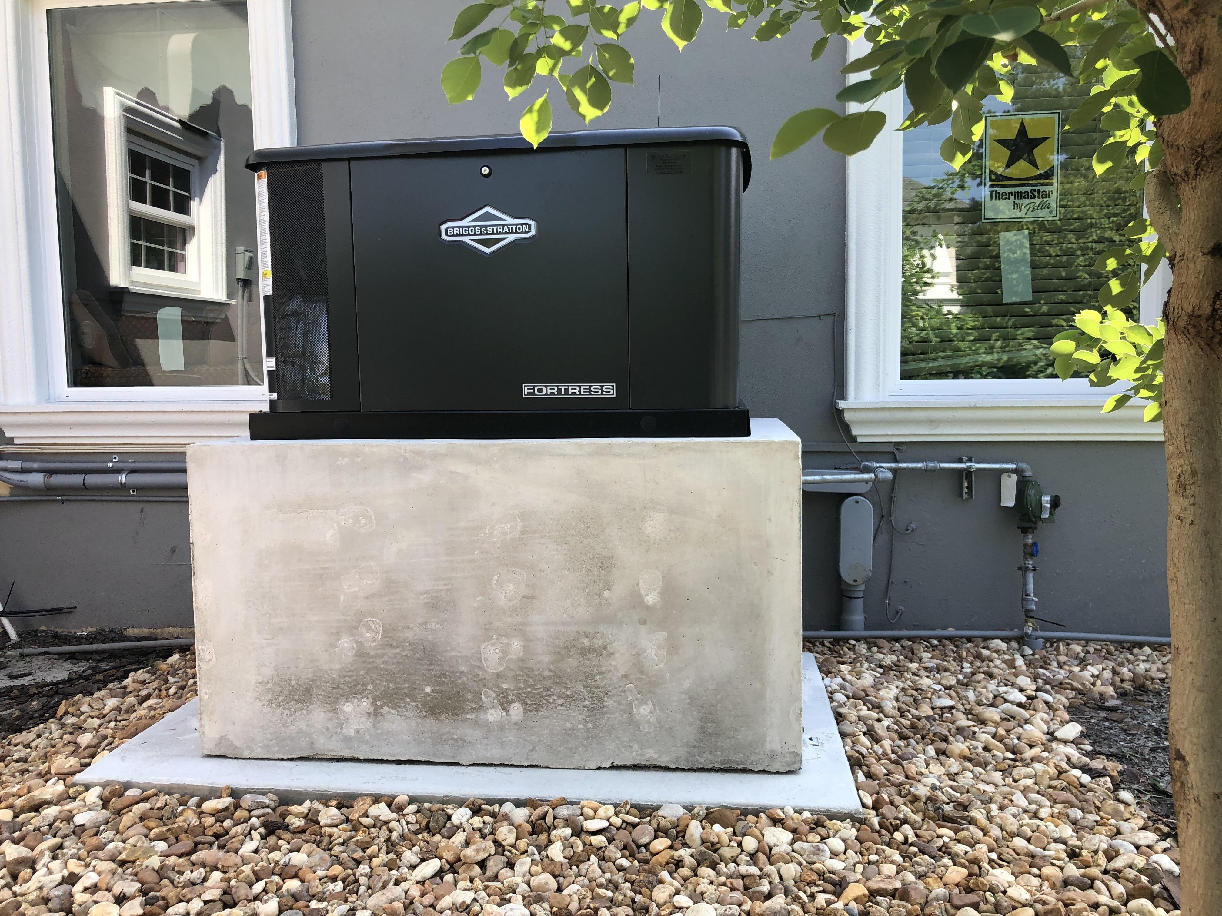 Outdoor Generator Tampa