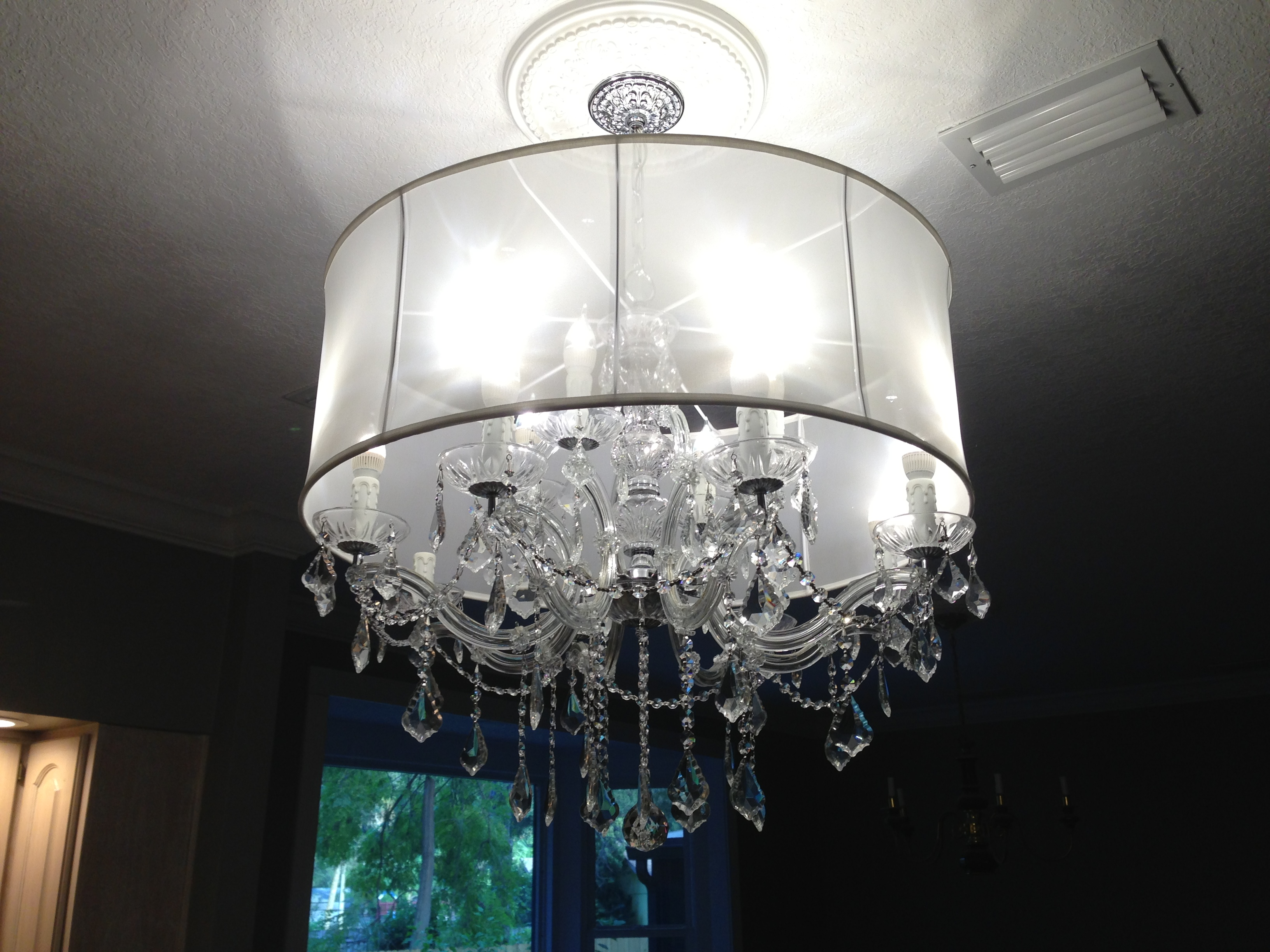 LED Crystal Chandalier