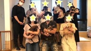 9月19日パピーパーティー♪①(埼玉県川口市)