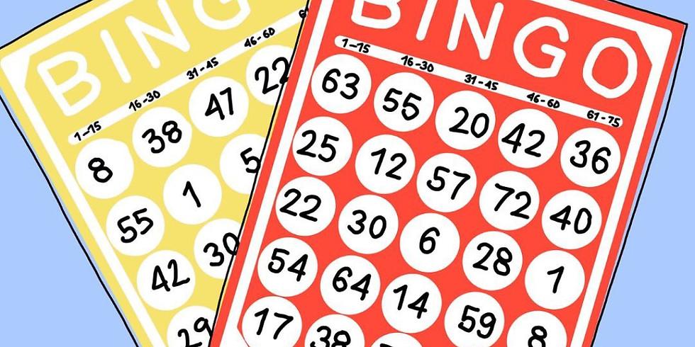 Patio Bingo