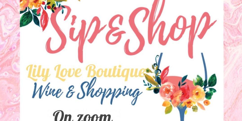 Sip & Shop for Foster Kids LA