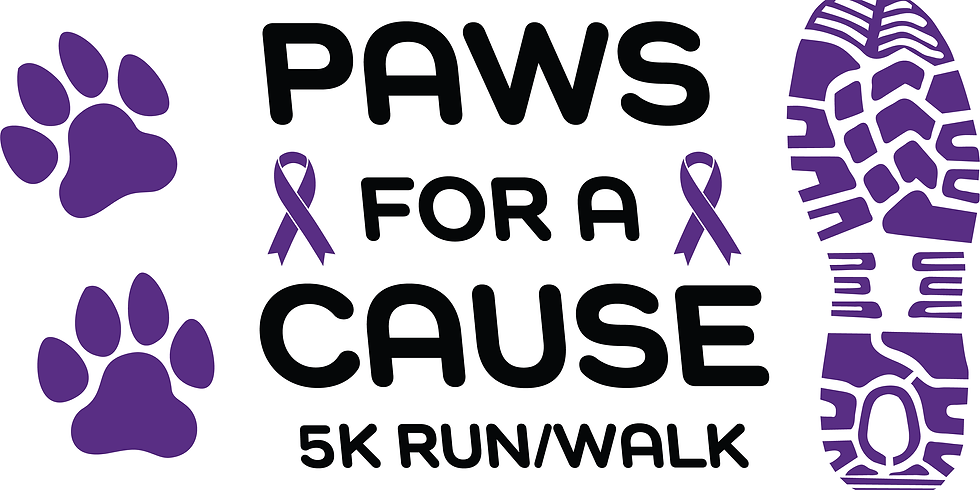 2nd Annual Paws for a Cause 5K