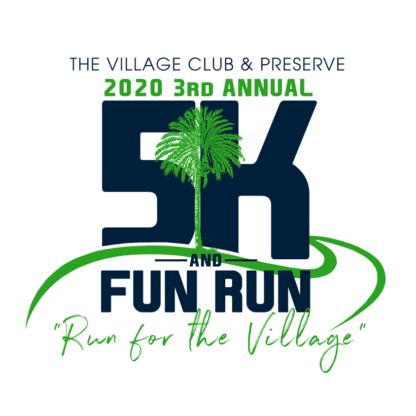 3rd Annual Run for the Village 5K & Fun Run