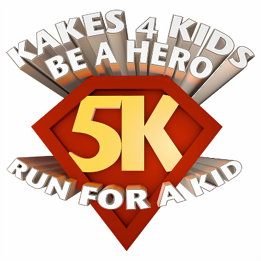 Be a Hero, Run for a Kid 5K