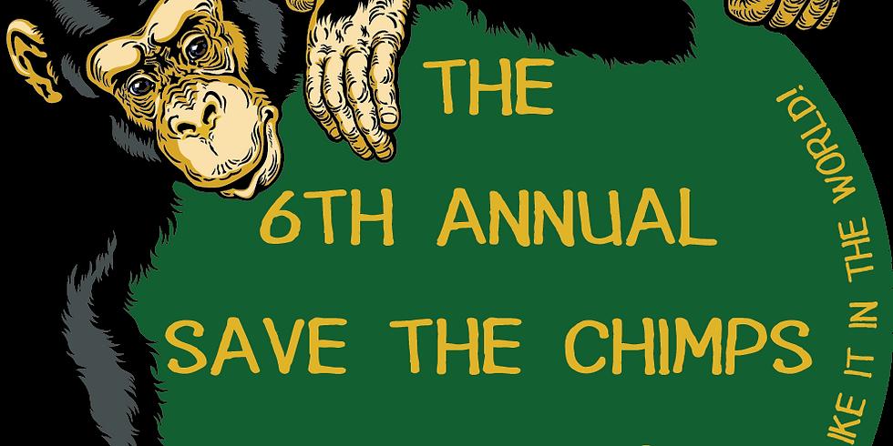 6th Annual Chimpathon Virtual 5K 10K