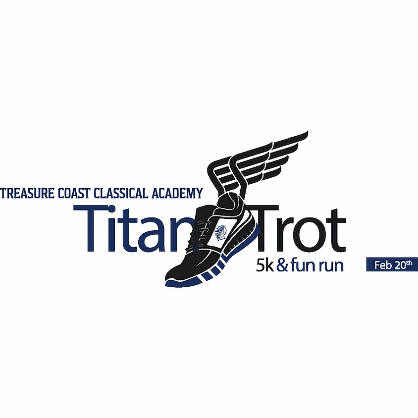 Treasure Coast Classical Academy Titan Trot 5K