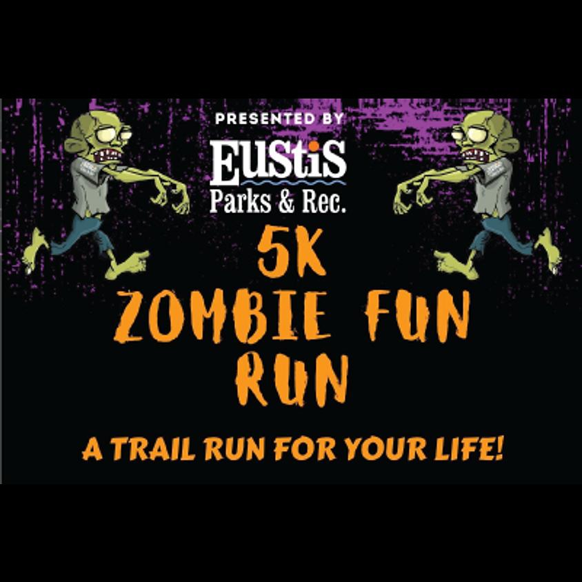 5K Zombie Fun Run Presented by Eustis Parks & Rec