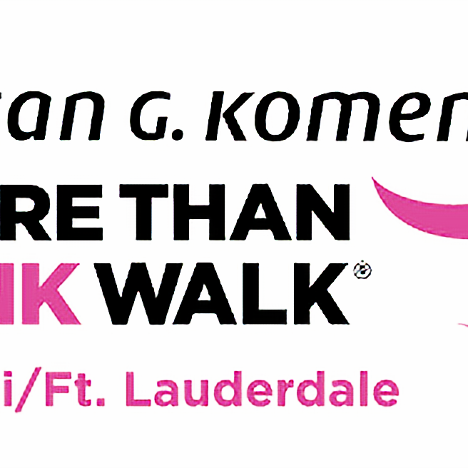 2021 Komen Miami/Ft. Lauderdale MORE THAN PINK Walk