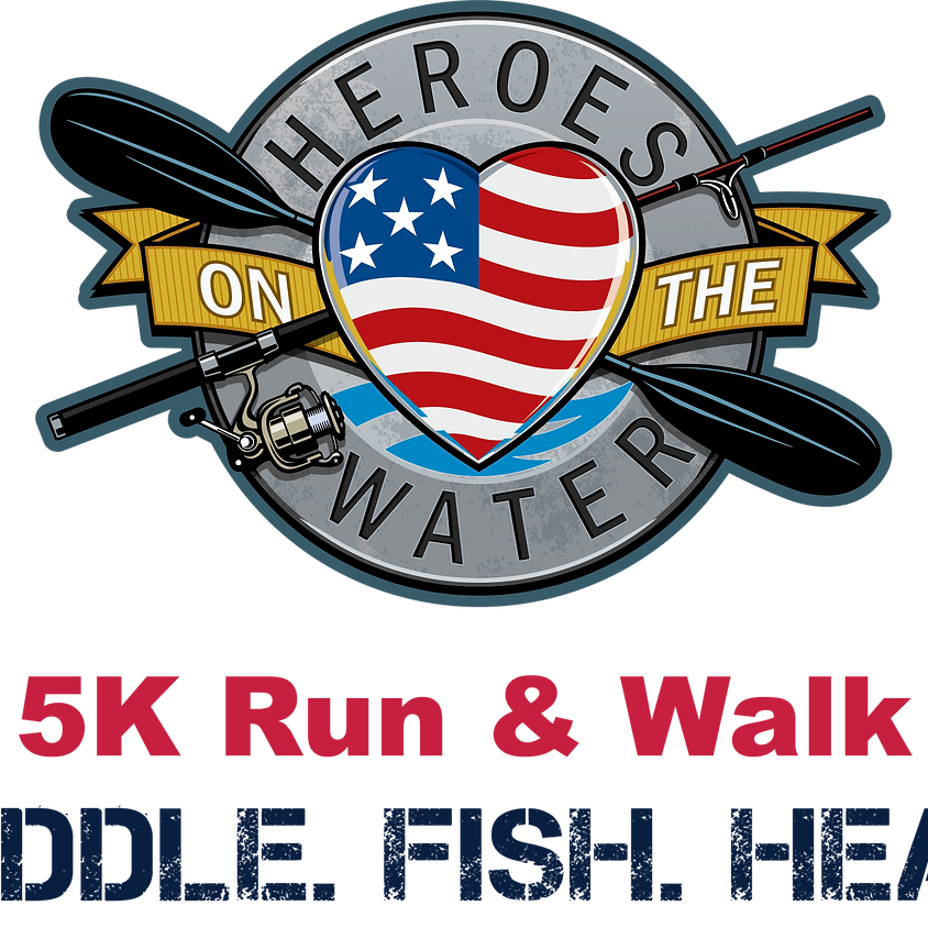 Virtual 2nd Annual Heroes On The Water 5K