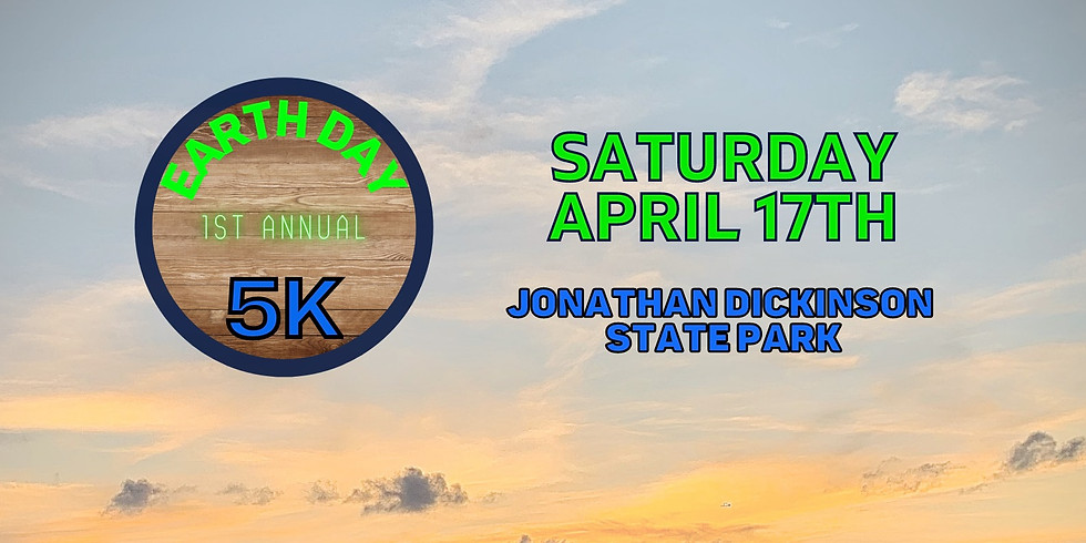 1st Annual Earth Day 5K