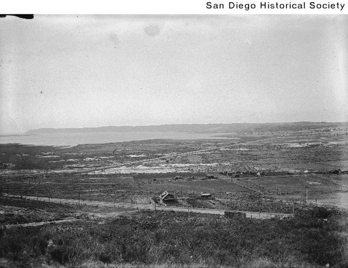 Photos of San Diego looking out towards Point Loma