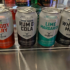 Cutwater Canned Cocktail