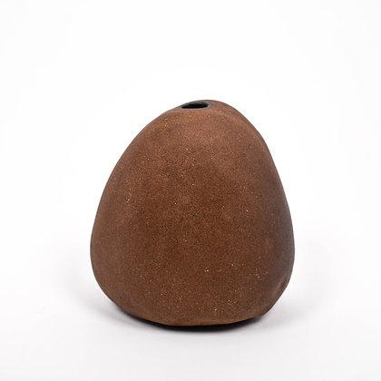 headless rock vase