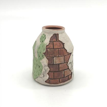 Krissy Ramirez - Prickly Bud Vase (tall)
