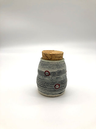Bruce Kitts - Jar with Cork #7