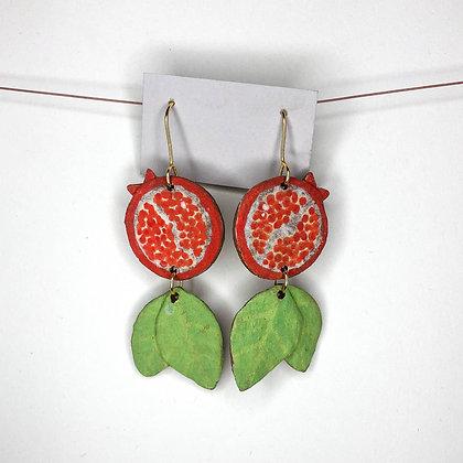 Pomegranate Earrings 9