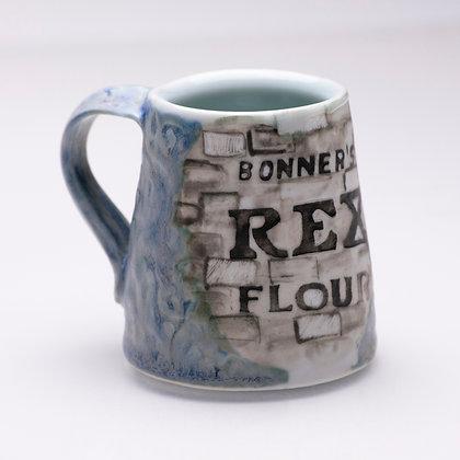 Historic Rex Flour Mug