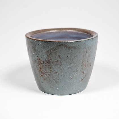 Blue Whiskey Cup