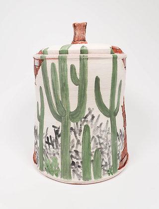 Saguaro Jar