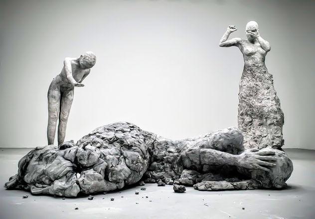 Patricia Countryman, Milestones (Instilation View)