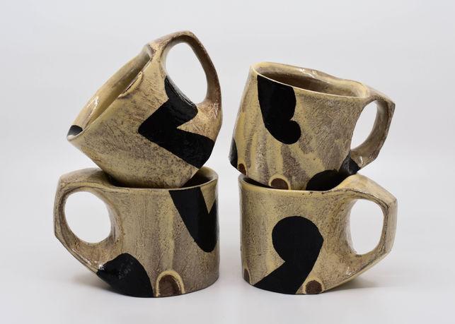 Ryan Caldwell, Mug Stack