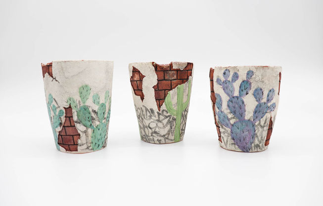 Krissy Ramirez, Cacti Cups