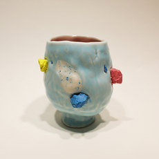 Elizabeth Given - Little Blue Dude with Chunks