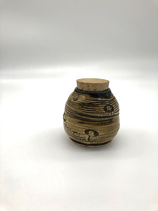 Bruce Kitts - Jar with Cork #6