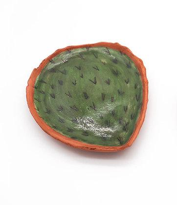 Krissy Rameriz - Large Green Nopalito Tray
