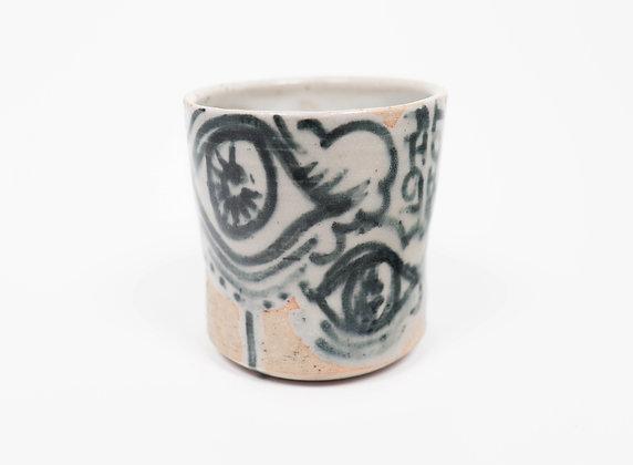 Eye Riot shot cup
