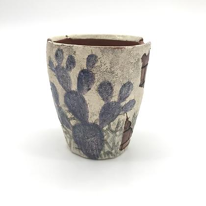Krissy Ramirez - Purple Prickly Cup