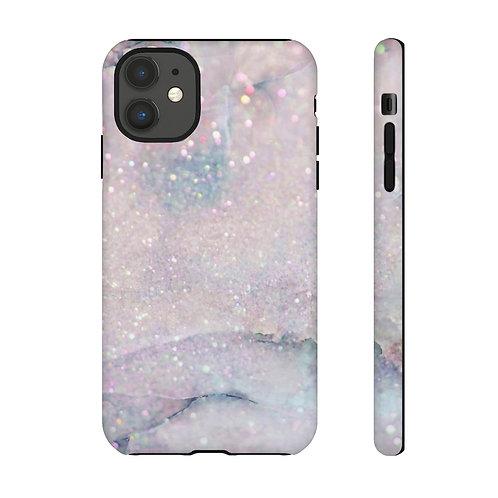 Unicorn Cotton Candy Glitter Designer Tough Case