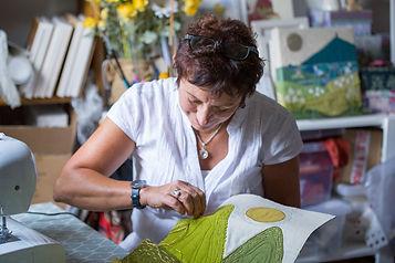 Karen Pleass Textile Artist