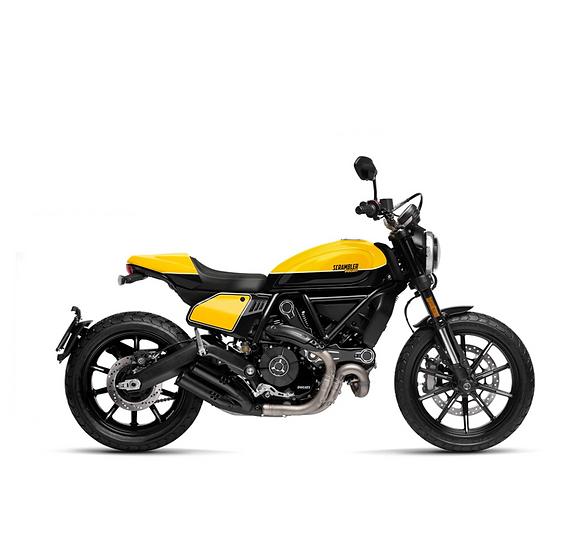 Ducati Scrambler Full Throttle - Occasion Récente