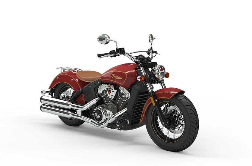Indian Scout 1200 - 100th Anniversary