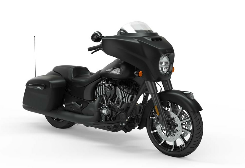 Indian Chieftain Dark Horse 111