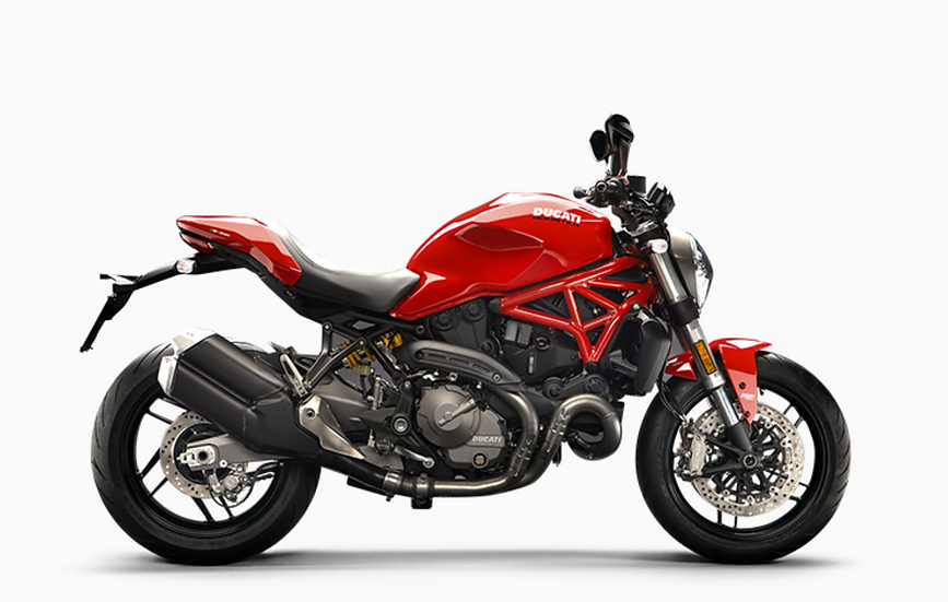 Ducati Monster 821 - Occasion Récente