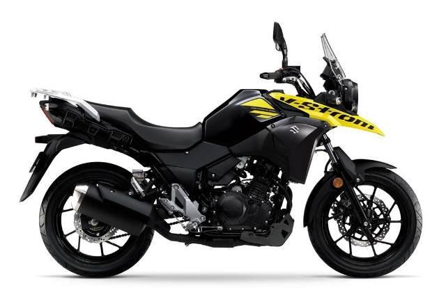 Suzuki DL250