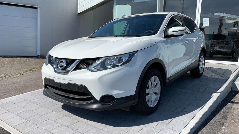 Nissan Qashqai 1.2 DIG-T 2WD