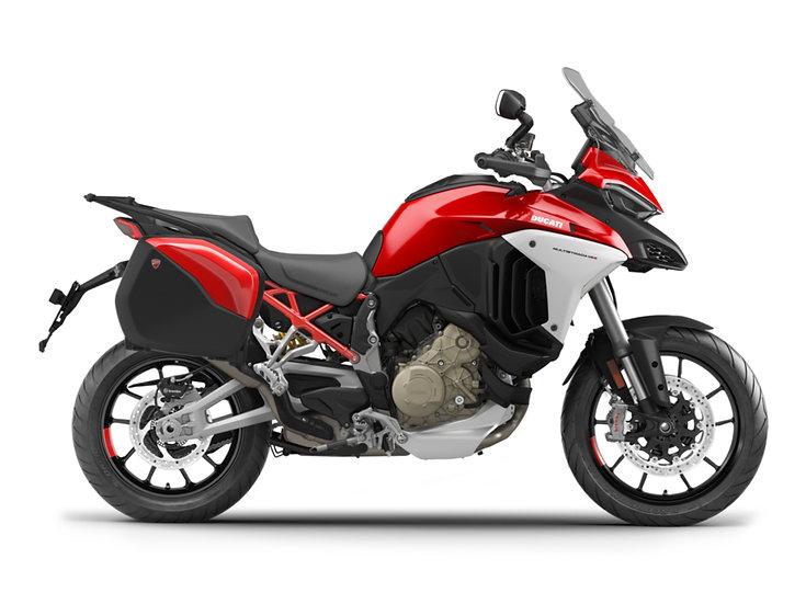 Ducati Multistrada V4 S Full