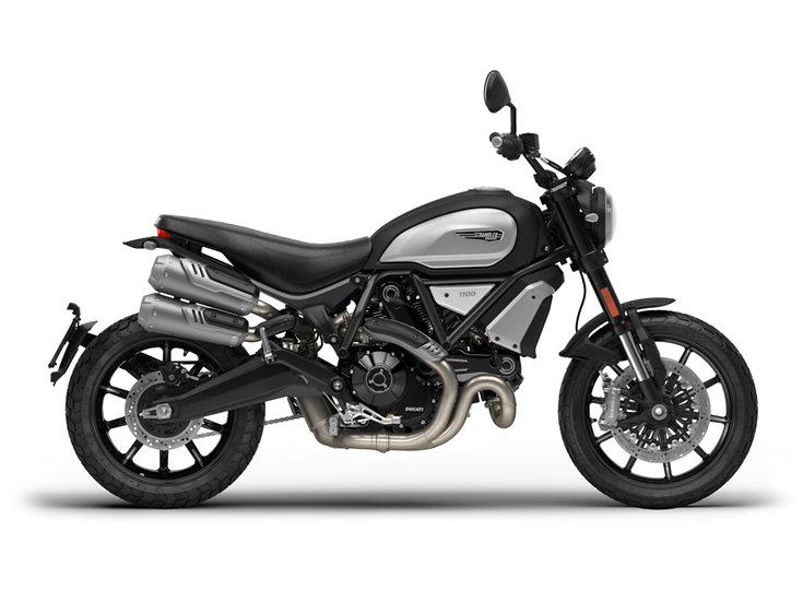Ducati Scrambler DARK PRO